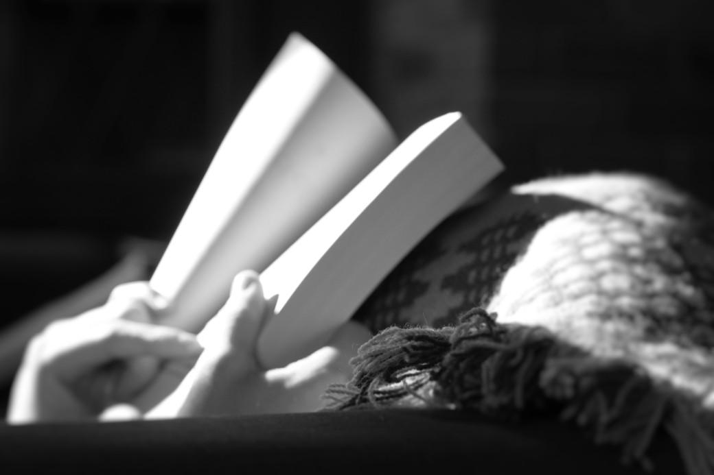 I Read Books (2)