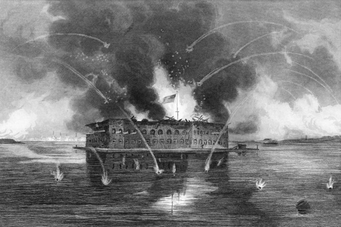 Fort Sumter and I